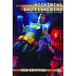 Superman Nightwing And Flamebird HC Vol 01Books