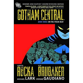 Gotham Central TP Book 03 On The FreakBooks