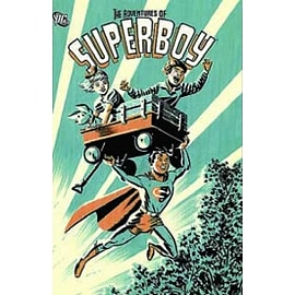 Adventures Of Superboy HC Vol 01Books