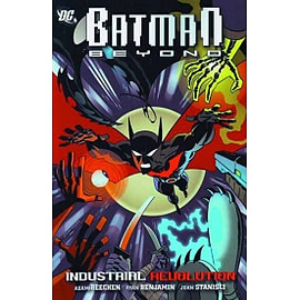 Batman Beyond Industrial Revolution TPBooks