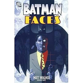 Batman Faces New Ed TPBooks