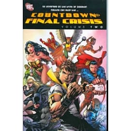 Countdown To Final Crisis TP Vol 02Books