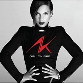 Alicia Keys - Girl on Fire CDCD
