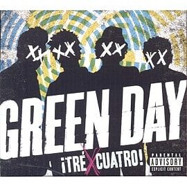 Green Day - Tre & Cuarto (CD DVD) CDCD