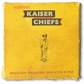 Kaiser Chiefs - Education Education Education & War CDCD