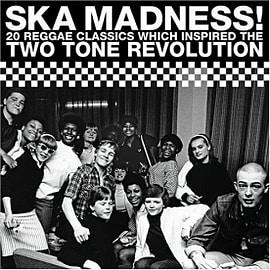Various Artists - Ska Madness ! CDCD