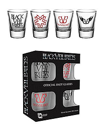 Black Veil Brides Mix Shot GlassesHome - Tableware