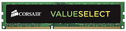 CMV2GX3M1C1600C11 CORSAIR VALUE SELECT 2GB KIT (1X2GB) DDR3L 1600MHz 1.35V STANDARD DIMM - CMV2GX3M1PC