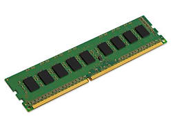 KVR1333D3E9S/8G Kingston 8GB 1333MHz DDR3 ECC CL9 DIMM - KVR1333D3E9S/8G (Components > Memory)PC
