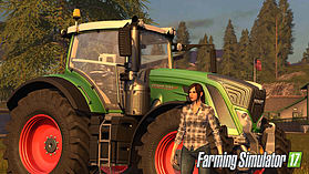 Farming Simulator 17 screen shot 1