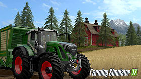Farming Simulator 17 screen shot 4
