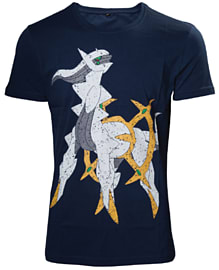 Pokemon Arceus Navy T-shirt - LargeSize-L