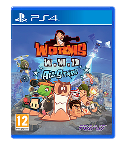 Worms W.M.D: All Stars EditionPlayStation 4