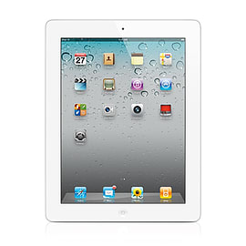 Apple iPad 2 16GB White Wi-Fi Good Condition (Personalised)Tablet