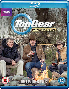 Top Gear - The Patagonia Special (Blu-ray) (C-12)Blu-ray