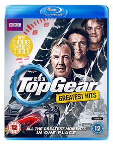 Top Gear - Greatest Hits (Blu-ray) (C-12)Blu-ray