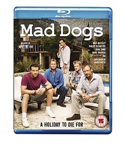 Mad Dogs - Series 1 (Blu-ray) (C-15)Blu-ray