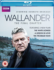 Wallander - Series 4 The Final Chapter Bd (Blu-Ray) (C-12)Blu-ray