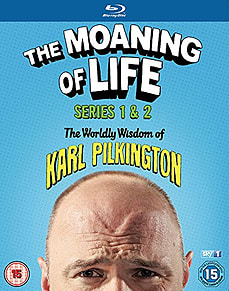 The Moaning Of Life - Series 1 & 2 (Blu-ray) (C-15)Blu-ray