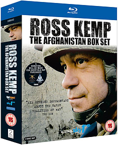 Ross Kemp In Afghanistan Box Set (Blu-ray) (C-15)Blu-ray