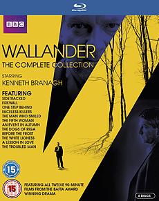 Wallander - The Complete Collection Bd (Blu-Ray) (C-15)Blu-ray