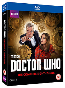 Doctor Who - Series 8 (Blu-ray) (C-12)Blu-ray