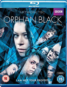 Orphan Black - Series 3 (Blu-ray) (C-15)Blu-ray