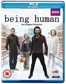 Being Human Series 3 (Blu-ray) (C-15)Blu-ray