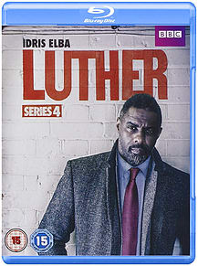 Luther - Series 4 (Blu-ray) (C-15)Blu-ray