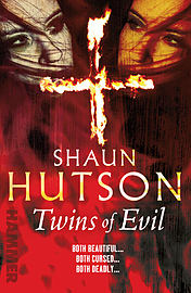 Shaun Hutson - Twins of Evil: (Paperback) 9780099556190Books