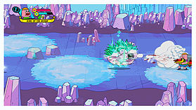 Cartoon Network: Battle Crashers screen shot 1