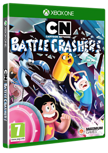 Cartoon Network: Battle CrashersXbox OneCover Art