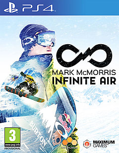Mark McMorris Infinite AirPlayStation 4