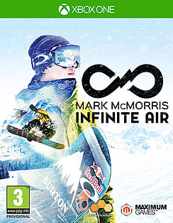 Mark McMorris Infinite AirXbox One