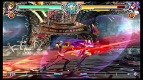 BlazBlue Central Fiction screen shot 2