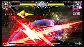 BlazBlue Central Fiction screen shot 4