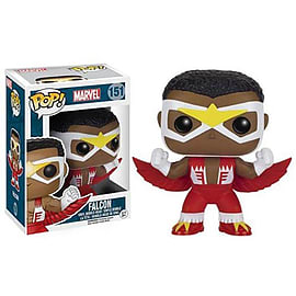 Falcon (Marvel) Funko Pop! Bobble-Head Vinyl FigureFigurines