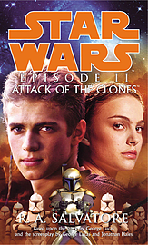 R A Salvatore - Star Wars: Episode II - Attack Of The Clones: (Paperback) 9780099410577Books