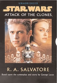 R A Salvatore - Star Wars: Attack Of The Clones: (Audio) 9781856865753Books