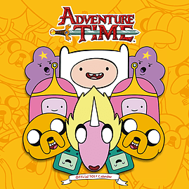 Adventure Time 2017 CalendarBooks