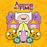 Adventure Time 2017 Calendar screen shot 1