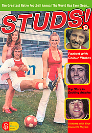 - Studs!: The Greatest Retro Football Annual the World Has Ever Seen (Hardback) 9780091913649Books