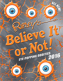 - Ripley's Believe It or Not! 2016: (Hardback) 9781847947529Books