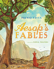 Fiona Waters, Fulvio Testa, Fiona Waters - Aesop's Fables: () 9781849392471Books