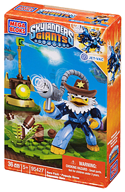 Mega Bloks Skylanders Giants Jet-Vac Building PackBlocks and Bricks