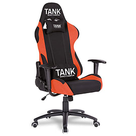 TANK 180° Orange Recline Gaming Chair Executive Office Computer Desk Y-2711Multi Format and Universal