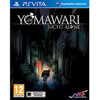 Yomawari: Night Alone + htoL#NiQ: The Firefly DiaryPS VitaCover Art