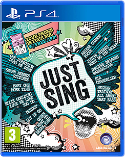 Just SingPlayStation 4Cover Art