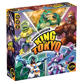 King of Tokyo (2016 Edition)Puzzles and Board Games