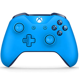 Official Xbox One Wireless Controller Blue
